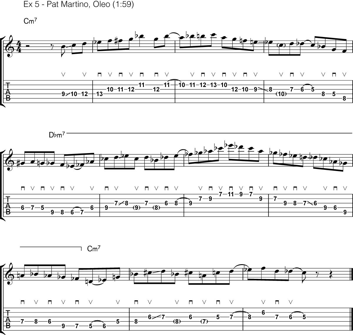 Pat Martino Lines - Oleo (5)