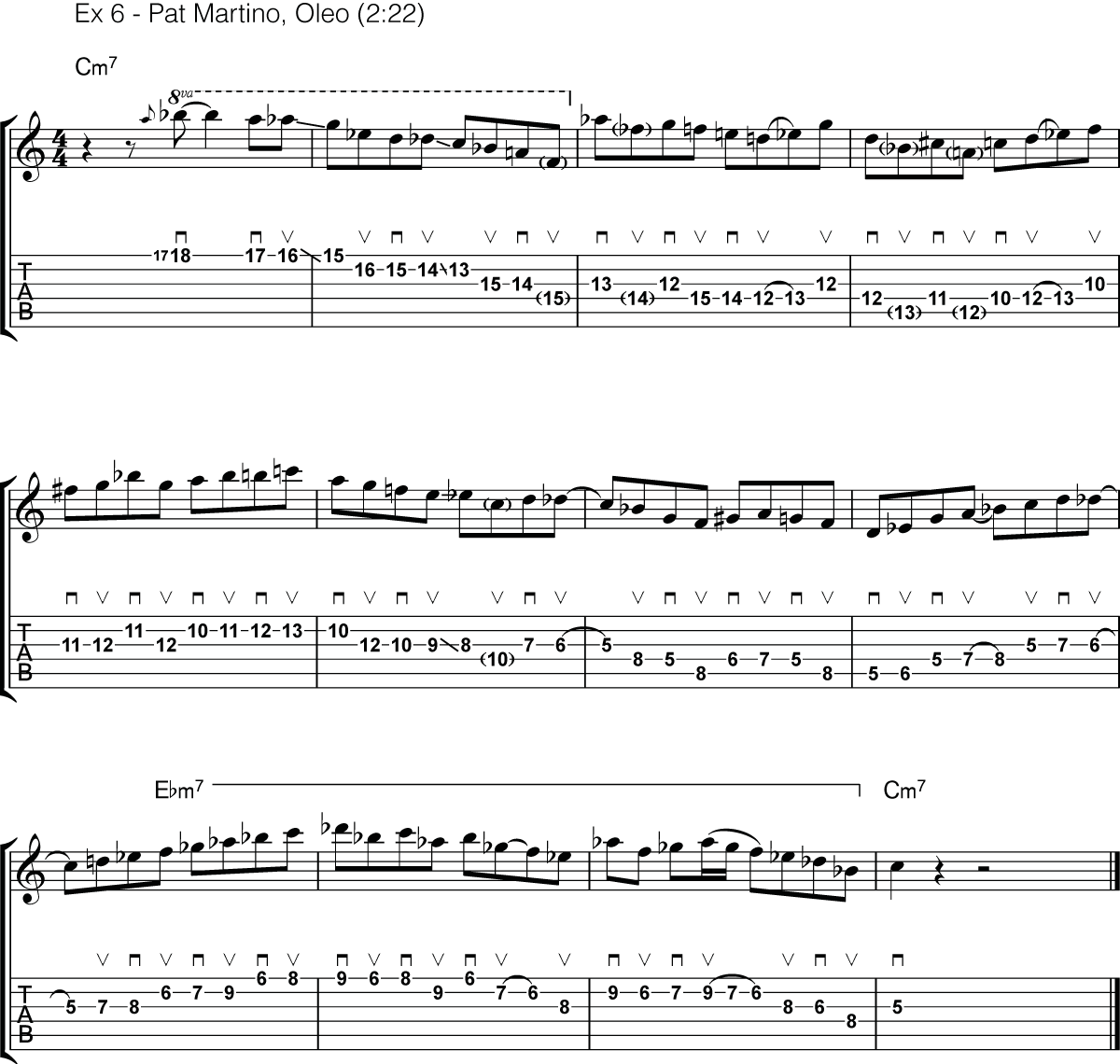 Pat Martino Lines - Oleo (6)